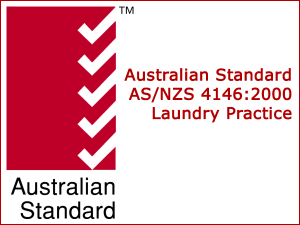 Medical Laundry standards logo